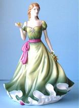 Royal Doulton Spring Stroll Pretty Lady Figurine #HN5255 New In Box - $214.90
