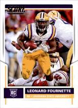 Leonard Fournette 2017 Score Rookie Card #347 - $0.99