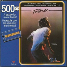 NEW SEALED 2020 Blockbuster Video Footloose 500 Piece Jigsaw Puzzle by Cardinal - $10.88