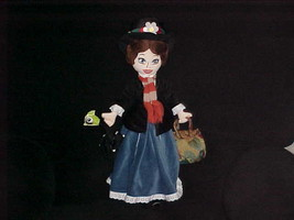"""21"""" Disney Mary Poppins Plush Stuffed Doll From The Disney Store - $98.99"""