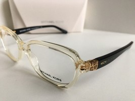 New MICHAEL KORS MK 4025 Clear 3086 51mm Women's Eyeglasses Frame - $149.99