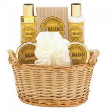 Aromanice EcoBalance Honey Almond Spa Gift Set - $32.99