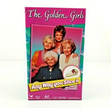 The Golden Girls Any Way You Slice It Trivia Game Cardinal NEW Sealed - $8.99