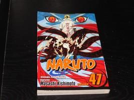 NARUTO Vol. 47 Graphic Novel Manga Comic Book - $11.00