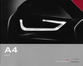 2014 Audi A4 sales brochure catalog US 14 2.0T - $8.00