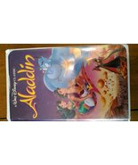 Walt Disney Classic Aladdin VHS sec1012 - $9.90