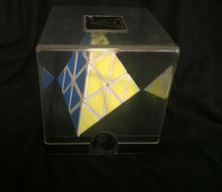 NOS New Vintage Sealed in Box Vintage PYRAMINX PUZZLE by TOMY Rubik's Type 1980s image 3