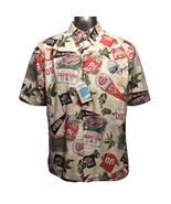 Ohio State Buckeyes Football NCAA Reyn Spooner L Hawaiian Shirt $100 - $75.00