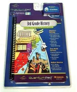 Quantum Leap Pad 3rd Grade History Interactive Book & Cartridge Learning... - $12.59