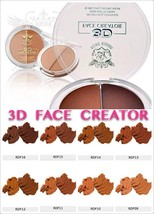 RUBY KISSES 3D FACE CREATOR HD NATURAL COVERAGE SEMI MATTE FINISH 12 HR LONG LAS