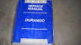 2002 DODGE DURANGO Service Repair Shop Workshop Manual FEO Factory Mopar - $24.69