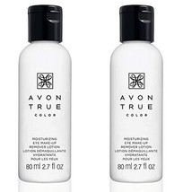 Avon Moisture Effective Eye Makeup Remover Lotion, 2 Ounce - LOT OF 2 - GREAT DE - $13.63