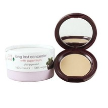 100% Pure Long Last Compact Concealers, Creme - $24.31