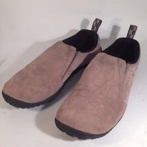 Merrell Performance Oxfords Sz 7M Women's Walking Shoes Suede 1300917 - $28.01