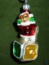 Hallmark - Jack-in-the-Box Hand-Blown Glass Ornament - $11.60