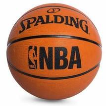 Spalding NBA Basketball Official Size Outdoor Game FREE SHIPPING! - $14.23