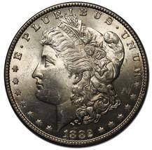 1882 MORGAN SILVER ONE DOLLAR Coin Lot # EA 188