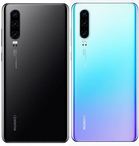 "Huawei P30 - 128GB 4G LTE (GSM UNLOCKED) 6.1"" 40MP Smartphone ELE-L04"