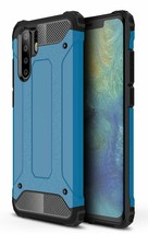 Armor Series for Huawei P30 Pro Full Body Defender Phone Case Cover Blue... - $18.47