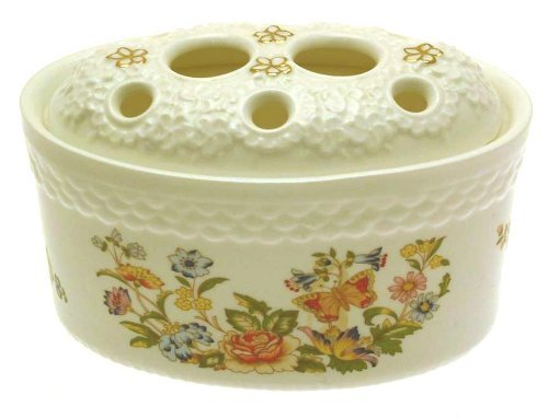 Primary image for Aynsley Cottage Garden toothbrush holder or flower holder