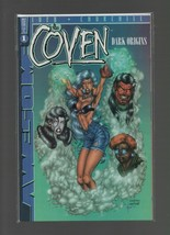 The Coven: Dark Origins #1 - Awesome Comics - July 1999 - Loeb, Churchill. - $1.37