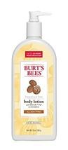 Burt's Bees Fragrance Free Shea Butter and Vitamin E Body Lotion - 12 Ounce Bott