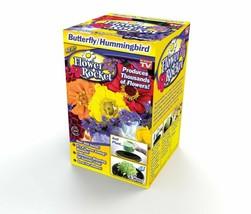 FLOWER ROCKET TV BUTTERFLY HUMMINGBIRD OVER 500 SEEDS - $7.69