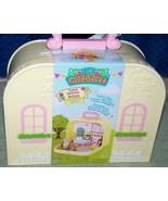 Li'l Woodzeez Travel Suitcase Pastry Shop New - $22.88
