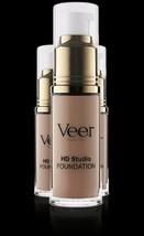 Authentic Veer Cosmetics Liquid HD Studio Foundation Nude 0.68 fl oz 20 ml - $27.75