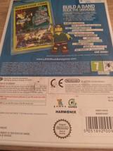 Nintendo Wii~PAL REGION LEGO RockBand image 2