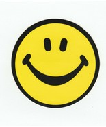 Sticker ~ Happy Face ~ Lot of 2 - $5.45
