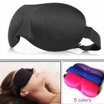 1Pcs 3D Sleep Mask Natural Sleeping Eye Mask Eyeshade Cover Shade Eye Patch - €4,04 EUR