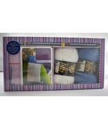 Lion Brand Scarf Knitting Kit - Yarn+Needles+Instructions+Pattern - NEW ... - $26.55