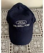 Brand New Stillwell Ford Baseball Cap Hat Navy Blue Hillsdale Michigan 4... - $11.49