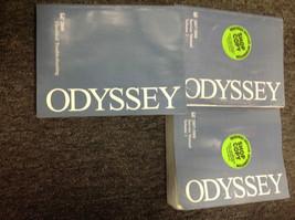 2008 Honda Odyssey Van Mini Van Service Repair Shop Manual Set New W Ewd Evtm - $277.20