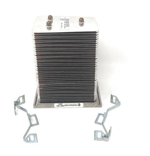 Lot of 2 Dell Precision T3500 T5500 T7500 CPU Cooling Heatsink U016F Genuine OEM