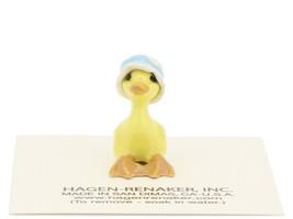 Hagen Renaker Miniature Bird Sister Goose Ceramic Figurine image 1