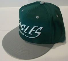 NWT NFL Team Apparel Baseball Hat - Philadelphia Eagles Plastic Snapback Closure - $17.99