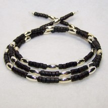 Black and Silver Eyeglass Chain - $22.88