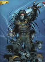 Wizard Poster #13 1997 The Darkness - Top Cow - Silvestri  / Daredevil - Marvel. - $4.41