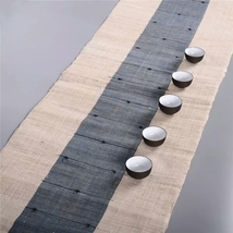 Free Shipping 100% Ramie Hand Woven Table Runner and Placemat New #PR28 - $28.00+