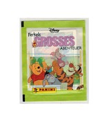 Piglet's Big Movie Sealed Pack Stickers Panini - $1.00