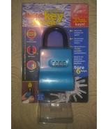 SHURLOCK KEY STORAGE LOCK BOX model SL100 Blue NOS Sealed New VTG - $21.77
