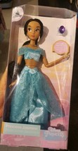 NEW 2019 MOVIE ALADDIN PRINCESS JASMINE DOLL Disney kids toy 100% AUTHEN... - $46.74