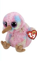 TY Beanie Boos 36213 KIWI The Pink Bird New with Tags - $8.90