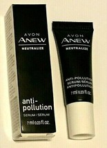 Avon Anew Neutralize Anti-Pollution Serum 7ml - Sample Size - Not availa... - $12.82