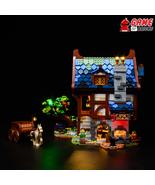 LED Light Kit for Medieval Blacksmith - Compatible with Lego 21325 Set - $29.99+