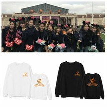 KPOP TWICE Sweater LIKEY Sweatershirt One More Time Hoodie Lim Na Yeon T... - $12.19+