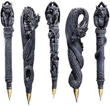 Design Toscano Gargoyles And Dragons Sculptural Pen (Set Of 5) - $47.41