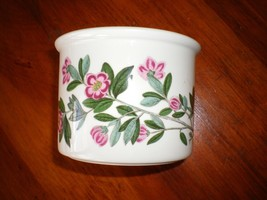 Portmeirion Collection Botanic Garden Canister. Rhododendrons And Butterflies. - $16.72